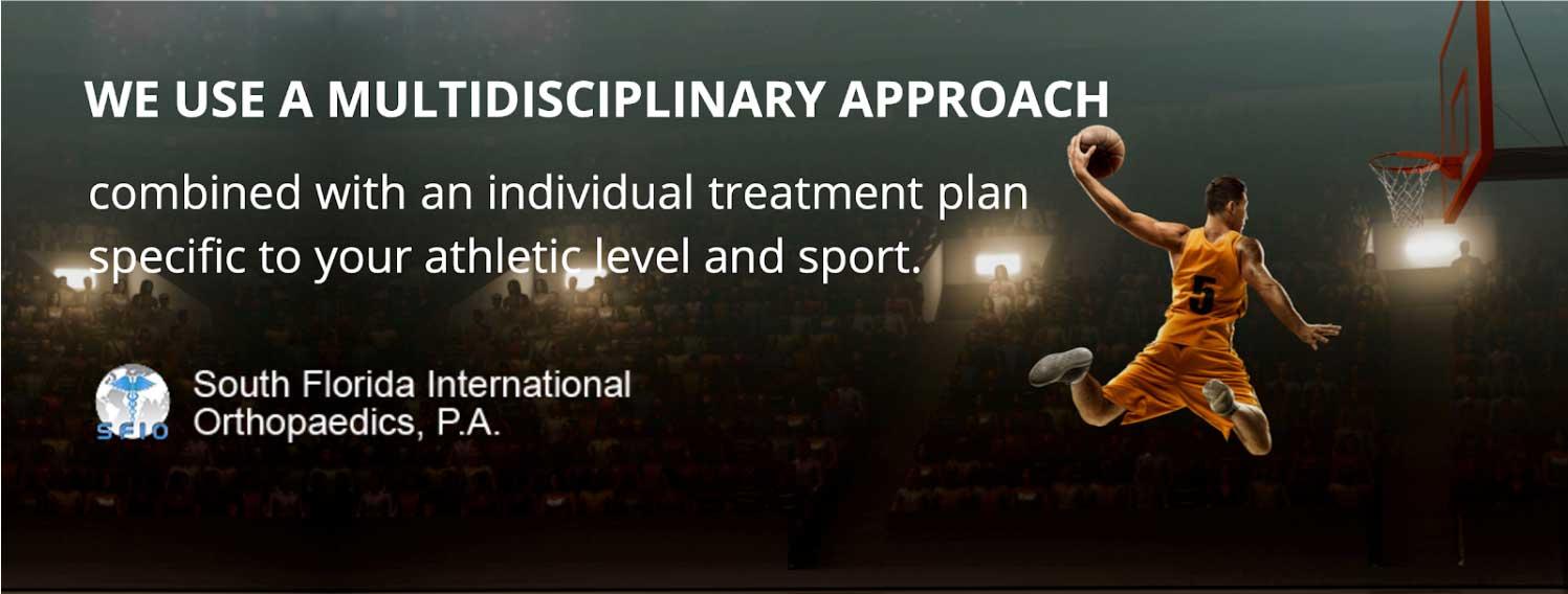 sports medicine doctor Miami