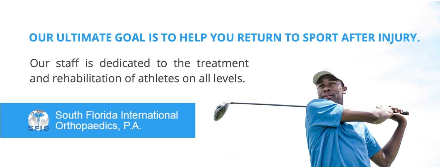 sports medicine miami